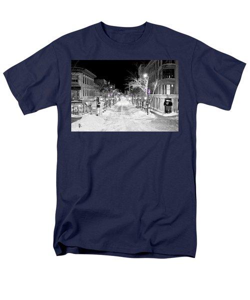 State Street Madison Men's T-Shirt  (Regular Fit) by Steven Ralser