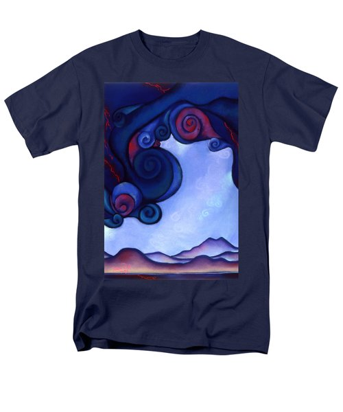 Stormy Men's T-Shirt  (Regular Fit) by Susan Will