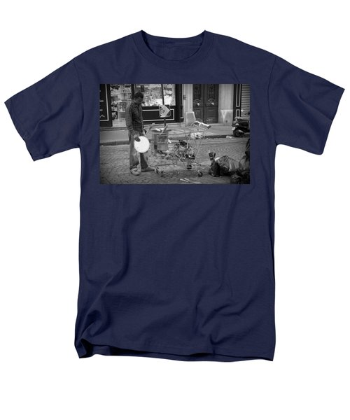 Street Vendor Men's T-Shirt  (Regular Fit) by Chevy Fleet
