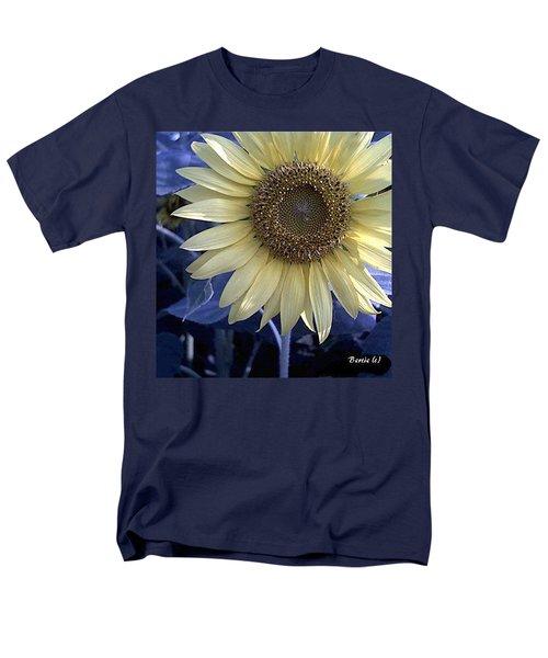 Sunflower Blues Men's T-Shirt  (Regular Fit)