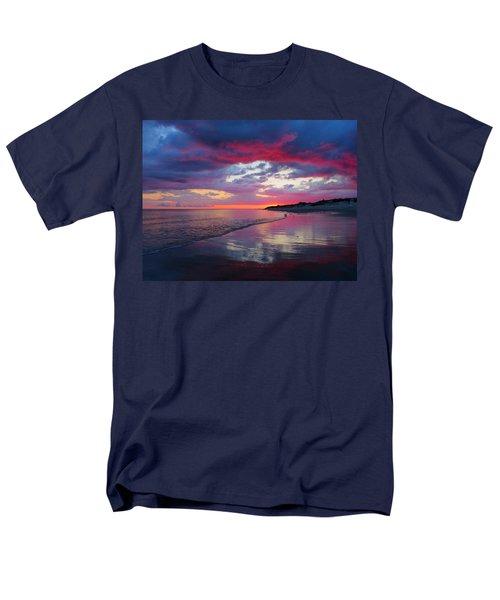 Men's T-Shirt  (Regular Fit) featuring the photograph Sunrise Sizzle by Dianne Cowen