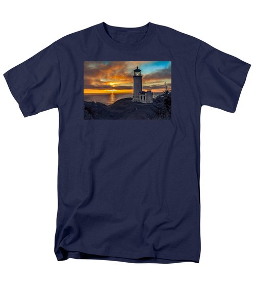 Sunset At North Head Men's T-Shirt  (Regular Fit) by Robert Bales