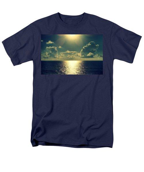 Sunset On The Atlantic Ocean Men's T-Shirt  (Regular Fit) by Paulo Guimaraes