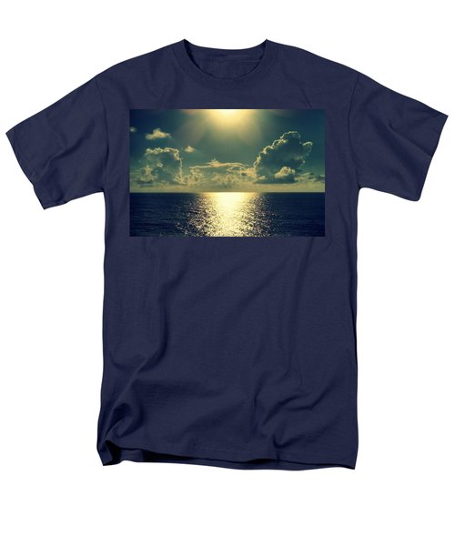 Sunset On The Atlantic Ocean Men's T-Shirt  (Regular Fit)
