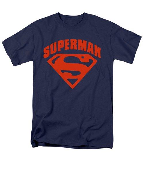 Superman - Super Shield Men's T-Shirt  (Regular Fit) by Brand A