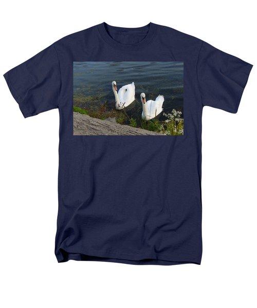Men's T-Shirt  (Regular Fit) featuring the photograph Synchronicity by Lingfai Leung
