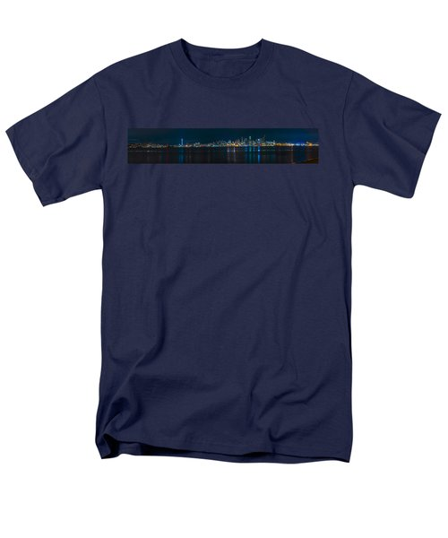 The Blue Monster Men's T-Shirt  (Regular Fit)