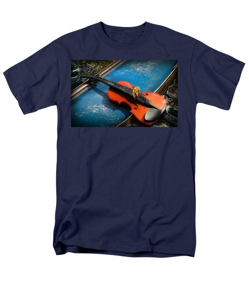 The Bridge Men's T-Shirt  (Regular Fit)