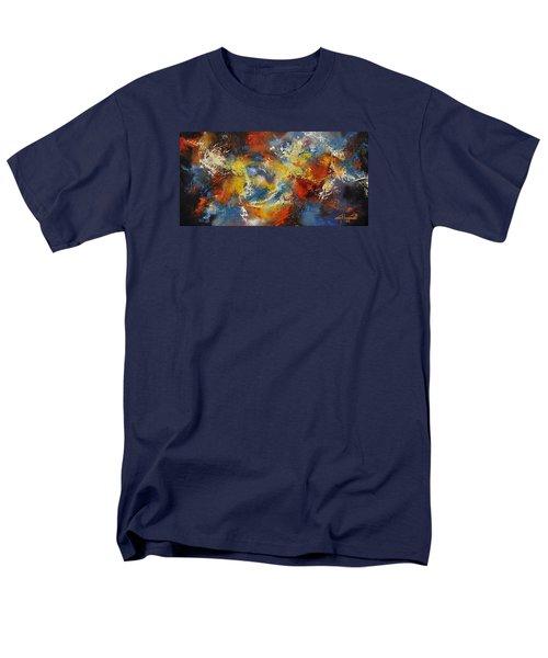 The Calm Through The Storm Men's T-Shirt  (Regular Fit) by Craig T Burgwardt