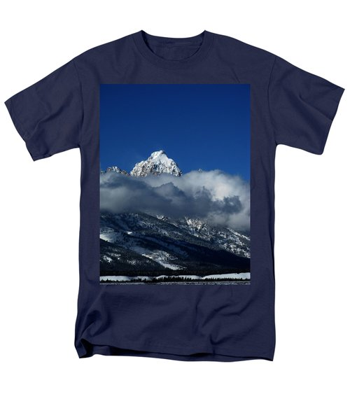 The Clearing Storm Men's T-Shirt  (Regular Fit) by Raymond Salani III