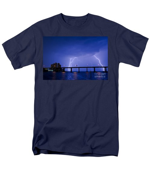The High Point Place Condo's Men's T-Shirt  (Regular Fit) by Quinn Sedam