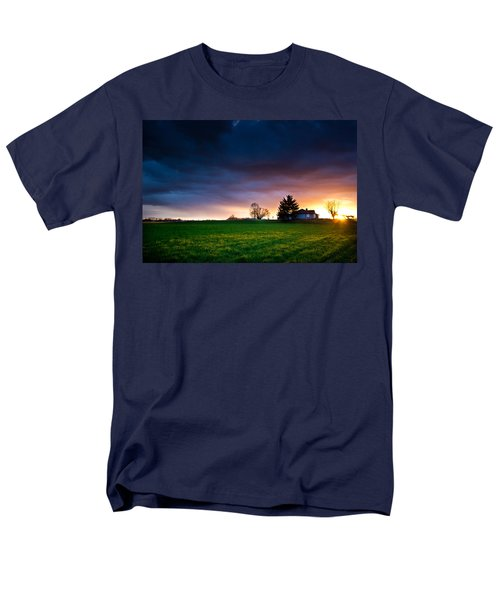 The House Of The Rising Sun Men's T-Shirt  (Regular Fit) by Eti Reid