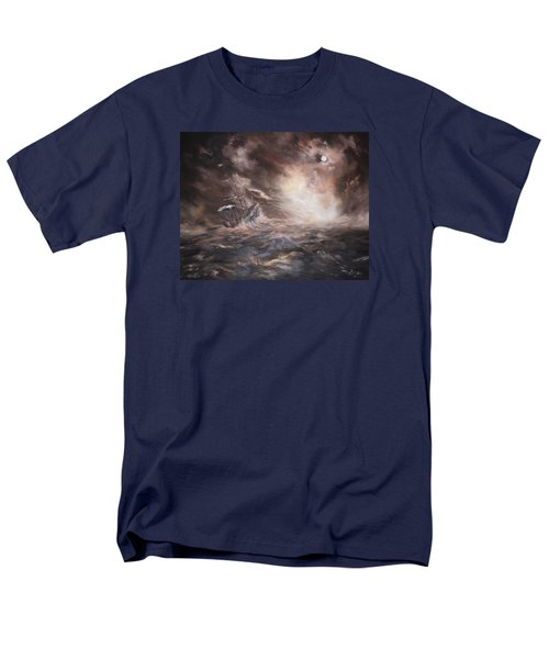 Men's T-Shirt  (Regular Fit) featuring the painting The Merchant Royal by Jean Walker