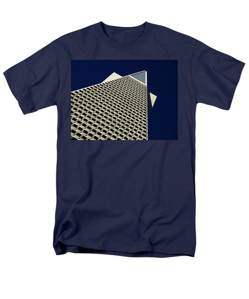 The Pyramid Men's T-Shirt  (Regular Fit) by Bill Gallagher