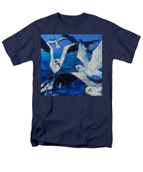 The Seagulls Men's T-Shirt  (Regular Fit)