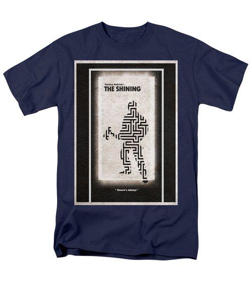 The Shining Men's T-Shirt  (Regular Fit) by Ayse Deniz