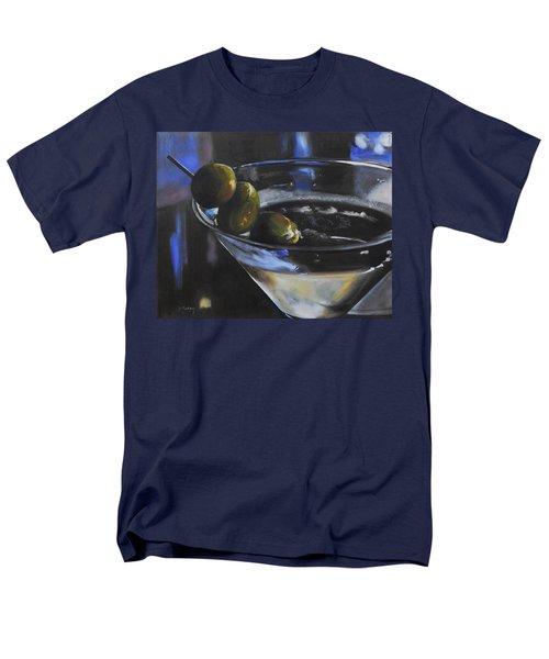 Three Olive Martini Men's T-Shirt  (Regular Fit)