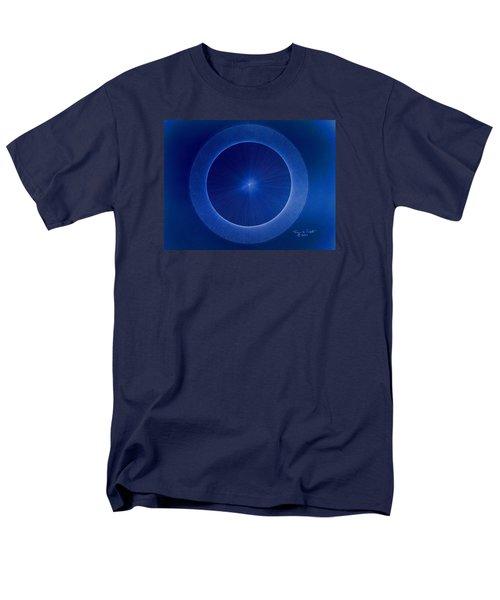 Towards Pi 3.141552779 Hand Drawn Men's T-Shirt  (Regular Fit) by Jason Padgett