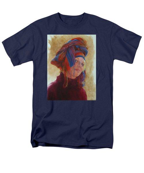 Turban 2 Men's T-Shirt  (Regular Fit) by Connie Schaertl