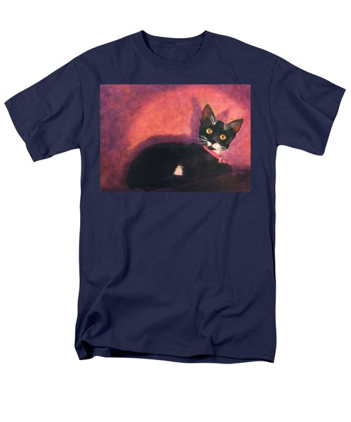 Tux Men's T-Shirt  (Regular Fit) by Blue Sky