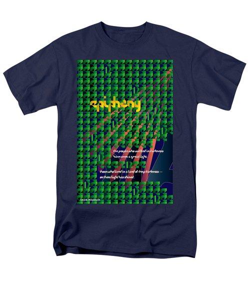 Twelve Days Men's T-Shirt  (Regular Fit) by Chuck Mountain