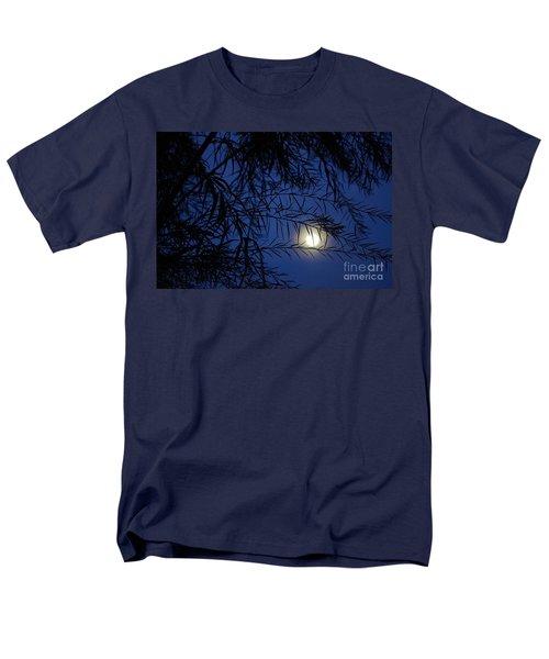 Twilight Moon Men's T-Shirt  (Regular Fit) by Kerri Mortenson