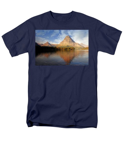 Men's T-Shirt  (Regular Fit) featuring the photograph Two Medicine by Marty Koch