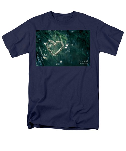 Valentine's Day In Nature Men's T-Shirt  (Regular Fit) by Andreas Levi