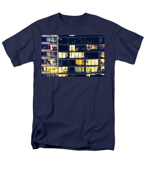 Men's T-Shirt  (Regular Fit) featuring the photograph Voyeuristic Pleasure Cdlxxxviii by Amyn Nasser