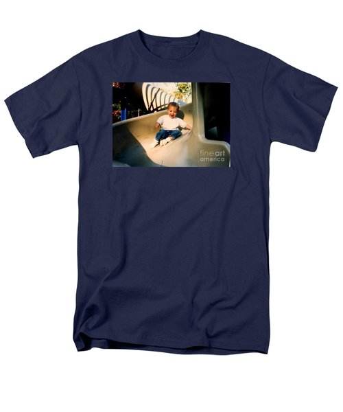 Men's T-Shirt  (Regular Fit) featuring the photograph Weeeee by Kelly Awad