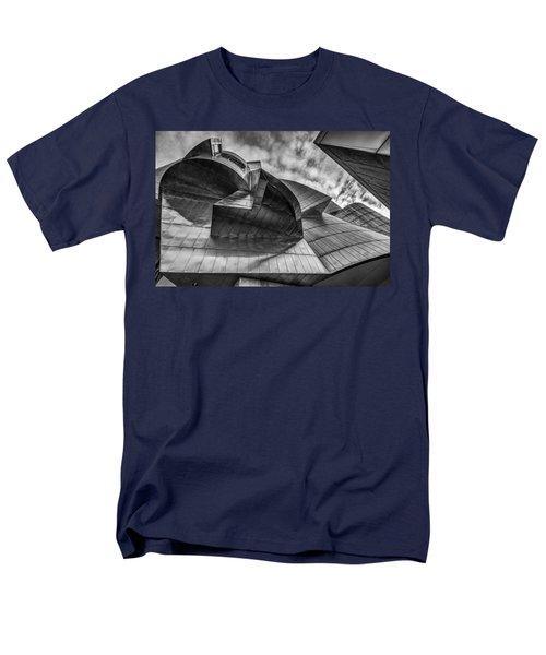 Weisman Art Museum Men's T-Shirt  (Regular Fit) by Tom Gort