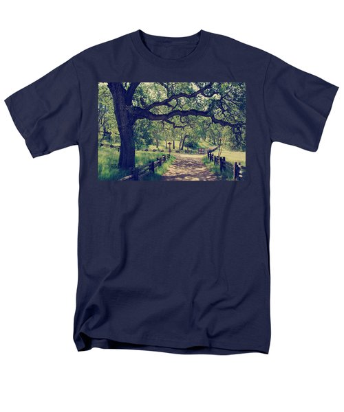 Welcoming Men's T-Shirt  (Regular Fit) by Laurie Search