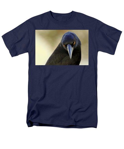 Men's T-Shirt  (Regular Fit) featuring the photograph Yellow Eyes by Miroslava Jurcik