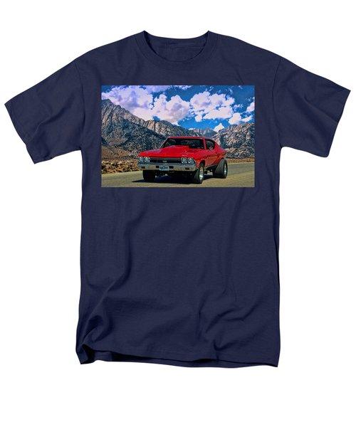 1968 Chevelle Super Sport Men's T-Shirt  (Regular Fit) by Tim McCullough