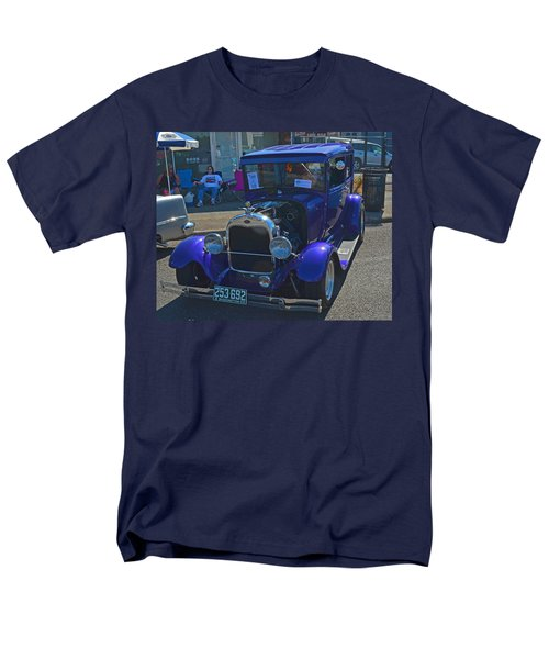 Men's T-Shirt  (Regular Fit) featuring the photograph 1929 Ford Model A by Tikvah's Hope