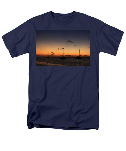 Sunset Men's T-Shirt  (Regular Fit) by Catie Canetti