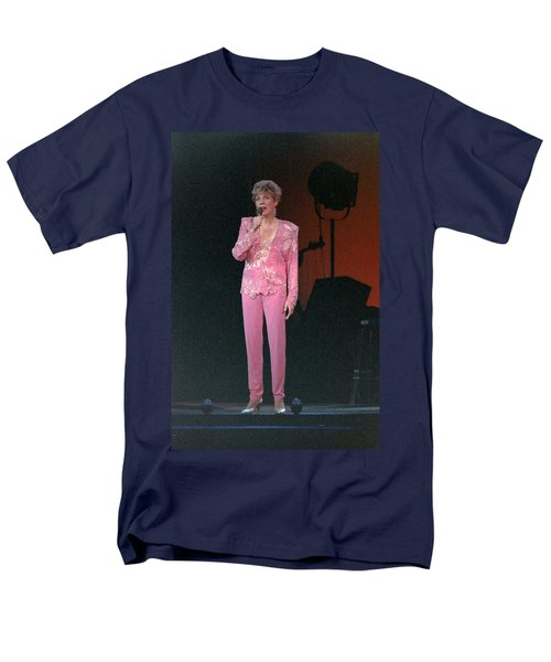 Men's T-Shirt  (Regular Fit) featuring the photograph Anne Murray by Mike Martin