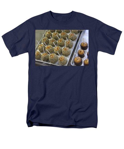 Men's T-Shirt  (Regular Fit) featuring the photograph Candy Apples by Bill Owen