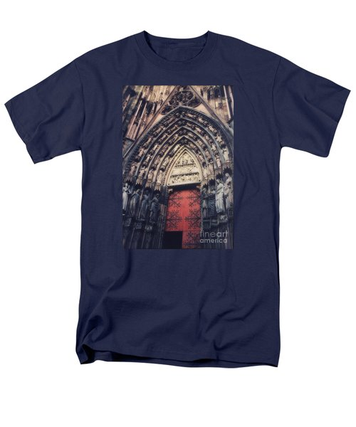 Cathedral Men's T-Shirt  (Regular Fit) by Paul  Wilford