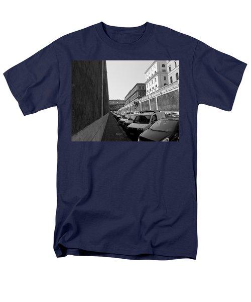Men's T-Shirt  (Regular Fit) featuring the photograph Colliseum by Laurel Best