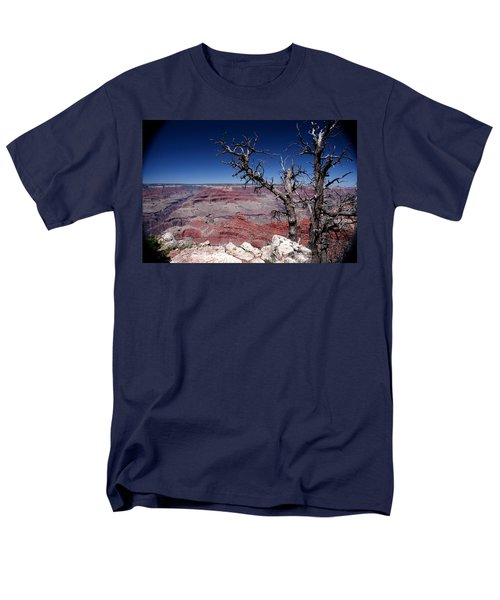Men's T-Shirt  (Regular Fit) featuring the photograph Grand Canyon Number One by Lon Casler Bixby