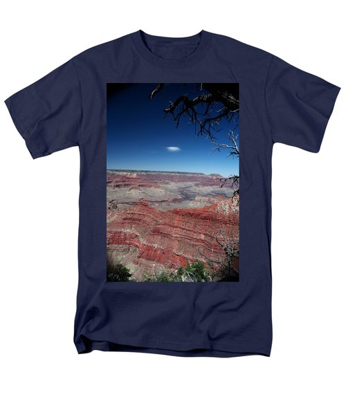 Men's T-Shirt  (Regular Fit) featuring the photograph Grand Canyon Number Three by Lon Casler Bixby