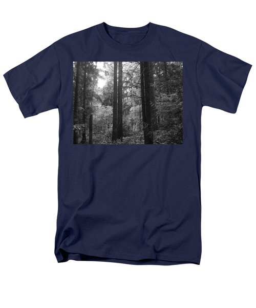 Into The Wood Men's T-Shirt  (Regular Fit) by Kathleen Grace