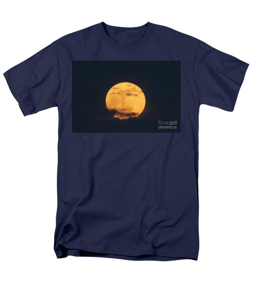 Men's T-Shirt  (Regular Fit) featuring the photograph Moon by William Norton