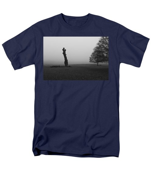Men's T-Shirt  (Regular Fit) featuring the photograph Naked Tree by Maj Seda