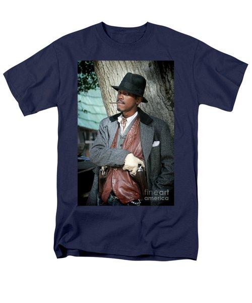 Portrait Of Kurupt Men's T-Shirt  (Regular Fit) by Nina Prommer