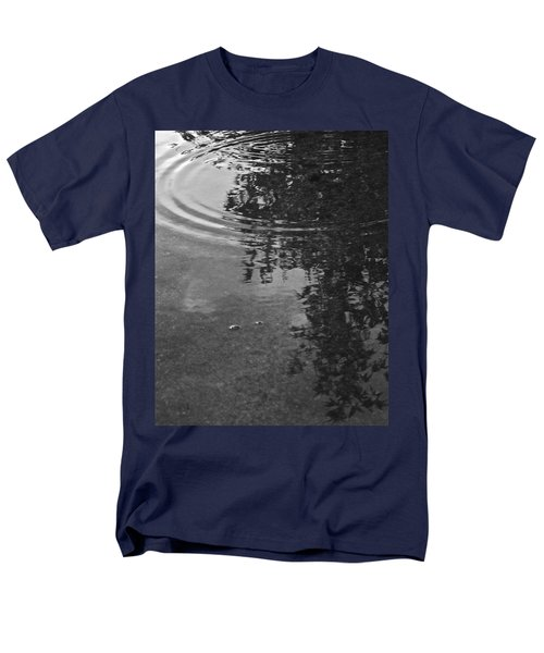 Men's T-Shirt  (Regular Fit) featuring the photograph Rippled Tree by Kume Bryant