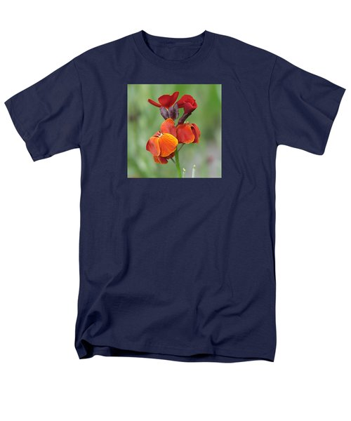 Men's T-Shirt  (Regular Fit) featuring the photograph Smooth And Silky by Chris Anderson