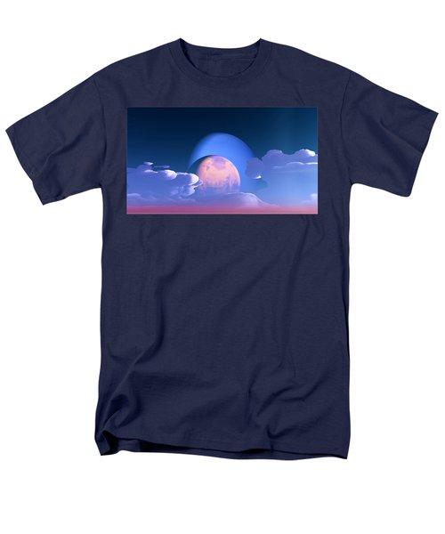 Men's T-Shirt  (Regular Fit) featuring the digital art The Alignment... by Tim Fillingim