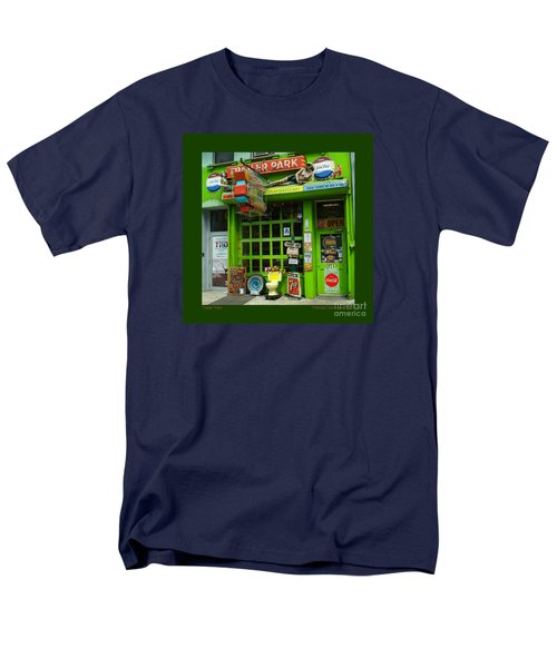 Trailer Park Men's T-Shirt  (Regular Fit) by Patricia Overmoyer